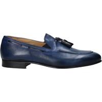 Chaussures Homme Mocassins Exton 1026 Bleu