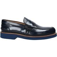 Chaussures Homme Mocassins Exton 2102 Bleu