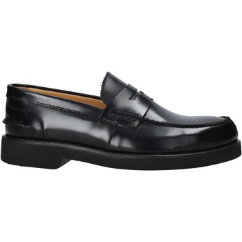 Chaussures Homme Mocassins Exton 2102 Noir