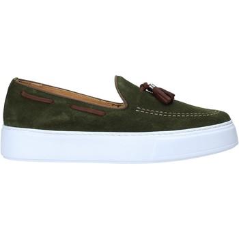 Chaussures Homme Mocassins Exton 511 Vert