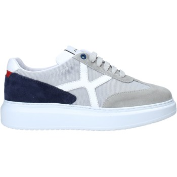 Chaussures Homme Baskets basses Exton 951 Gris