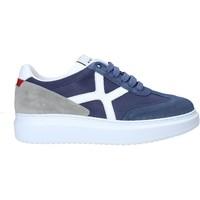 Chaussures Homme Baskets basses Exton 951 Bleu