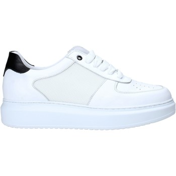 Chaussures Homme Baskets basses Exton 956 Blanc