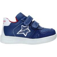 Chaussures Enfant Baskets basses Balducci AG-1393 Bleu