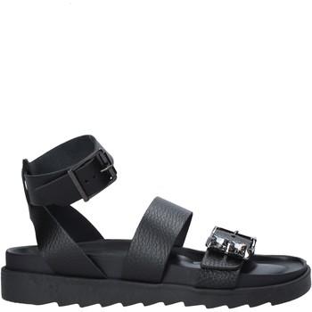 Chaussures Femme Sandales et Nu-pieds Apepazza S1SOFTWLK05/LEA Noir
