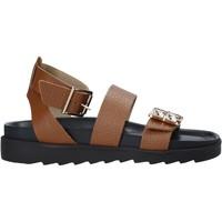 Chaussures Femme Sandales et Nu-pieds Apepazza S1SOFTWLK05/LEA Marron