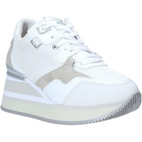 Chaussures Femme Baskets basses Apepazza S1HIGHNEW07/NYL Blanc