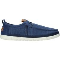 Chaussures Homme Mocassins Wrangler WM11141A Bleu