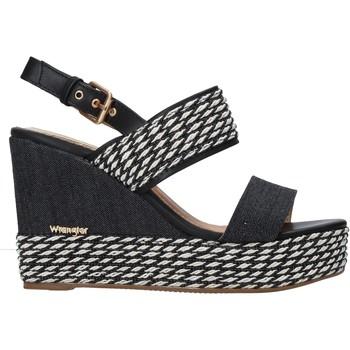 Chaussures Femme Sandales et Nu-pieds Wrangler WL11700A Gris