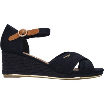 Chaussures Femme Sandales et Nu-pieds Wrangler WL11660A Bleu