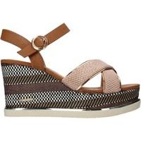 Chaussures Femme Sandales et Nu-pieds Wrangler WL11673A Rose