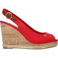 Chaussures Femme Sandales et Nu-pieds Wrangler WL11651A Rouge