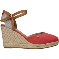 Chaussures Femme Sandales et Nu-pieds Wrangler WL11610A Rouge