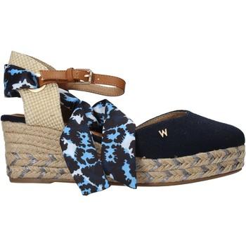 Chaussures Femme Sandales et Nu-pieds Wrangler WL11611A Bleu