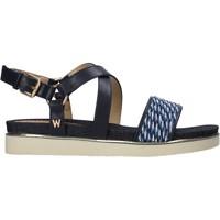 Chaussures Femme Sandales et Nu-pieds Wrangler WL11702A Bleu