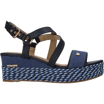 Chaussures Femme Sandales et Nu-pieds Wrangler WL11690A Bleu
