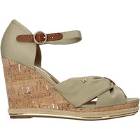 Chaussures Femme Sandales et Nu-pieds Wrangler WL11652A Beige