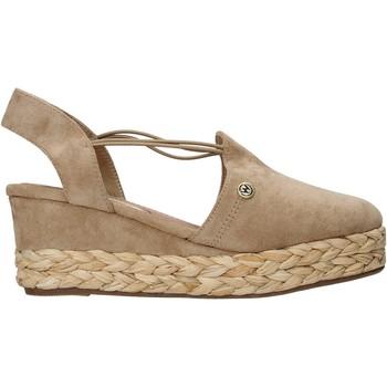 Chaussures Femme Sandales et Nu-pieds Wrangler WL11642A Beige