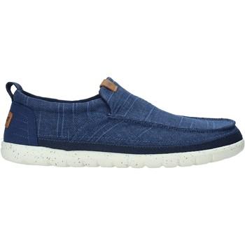 Chaussures Homme Slip ons Wrangler WM11142A Bleu