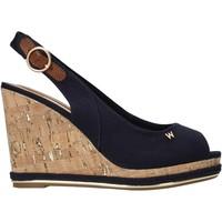 Chaussures Femme Sandales et Nu-pieds Wrangler WL11651A Bleu