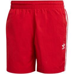 Vêtements Homme Maillots / Shorts de bain adidas Originals GN3526 Rouge