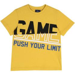 Vêtements Enfant T-shirts manches courtes Chicco 09067134000000 Jaune