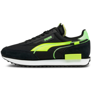 Chaussures Homme Baskets basses Puma Future rider twofold sd trainers Noir