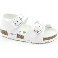 Chaussures Enfant Sandales et Nu-pieds Grunland GRU-E21-SB0027-BI Bianco