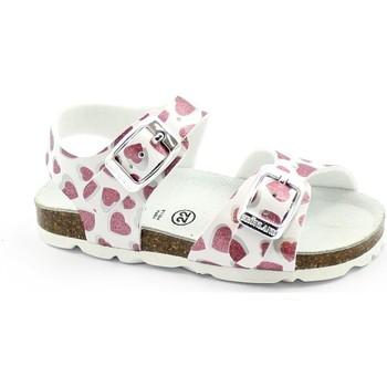 Chaussures Enfant Sandales et Nu-pieds Grunland GRU-E21-SB1535-BI Bianco