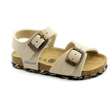 Chaussures Enfant Sandales et Nu-pieds Grunland GRU-E21-SB1641-BM Beige