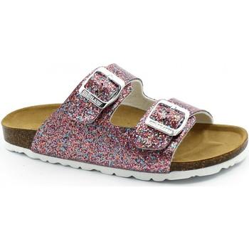 Chaussures Fille Mules Grunland GRU-E21-CB2524-RO-b Rosa