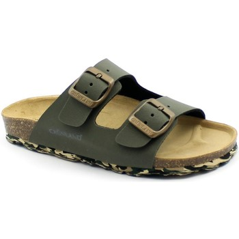 Chaussures Enfant Mules Grunland GRU-E21-CB2651-OM-a Verde