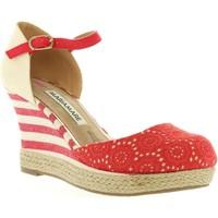 Chaussures Femme Espadrilles Maria Mare 65870 Rojo