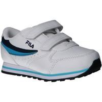 Chaussures Enfant Multisport Fila 1011080 92E ORBIT Blanco