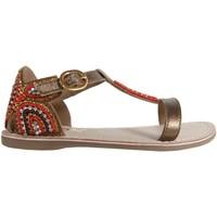 Chaussures Fille Sandales et Nu-pieds Cheiw 47117 Marr?n