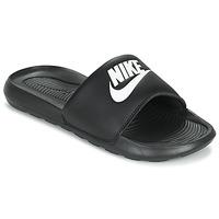 Chaussures Femme Claquettes Nike VICTORI ONE Noir