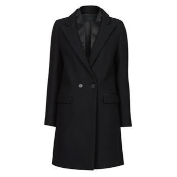 Vêtements Femme Manteaux Ikks BETA Noir