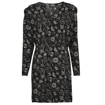 Vêtements Femme Robes courtes Ikks KIMEO Noir