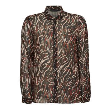 Vêtements Femme Chemises / Chemisiers Ikks PELINE Multicolore