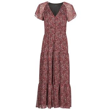 Vêtements Femme Robes longues Ikks HELIONA Rouge