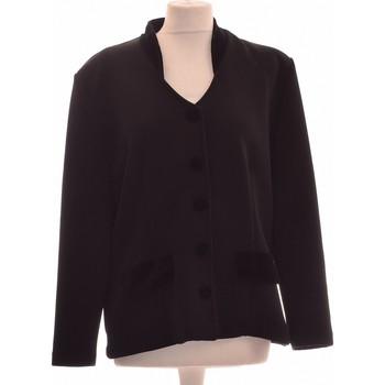 Vêtements Femme Vestes / Blazers Christine Laure Veste Mi-saison  44 - T5 - Xl/xxl Noir