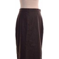 Vêtements Femme Jupes Twin Set Jupe Longue  38 - T2 - M Noir