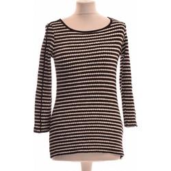 Vêtements Femme Pulls Grain De Malice Top Manches Longues  34 - T0 - Xs Noir