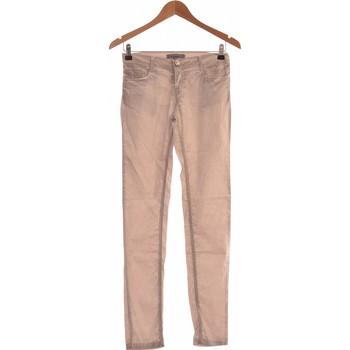 Vêtements Femme Chinos / Carrots Best Mountain Pantalon Droit Femme  34 - T0 - Xs Gris