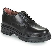 Chaussures Femme Derbies Mjus DOBLE DERBY Noir