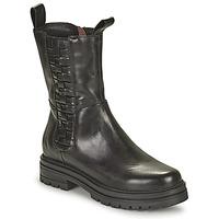 Chaussures Femme Boots Mjus DOBLE SQUARE Noir