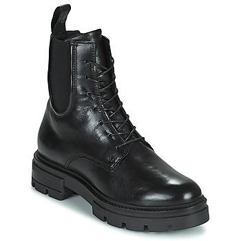 Chaussures Femme Boots Mjus BEATRIX LACE Noir