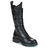 Chaussures Femme Bottes ville Mjus BEATRIX HIGH Noir