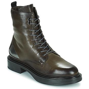 Chaussures Femme Boots Mjus MORGANA LACE Gris Foncé