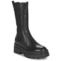 Chaussures Femme Bottes ville Mjus LATERAL Noir